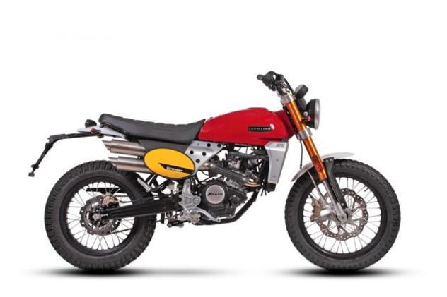 FANTIC MOTOR Caballero 125 Scrambler... rif. 12792240