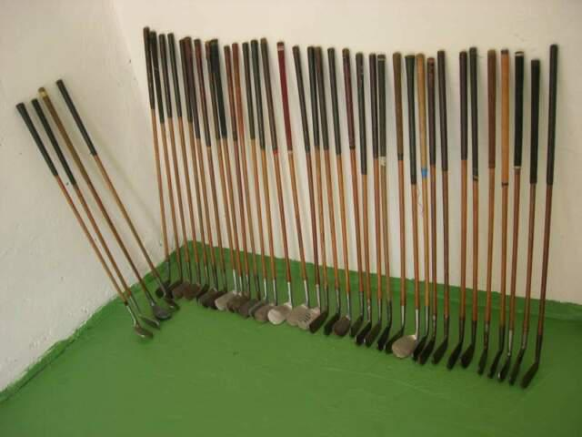 Ferri da golf 1920 vintage