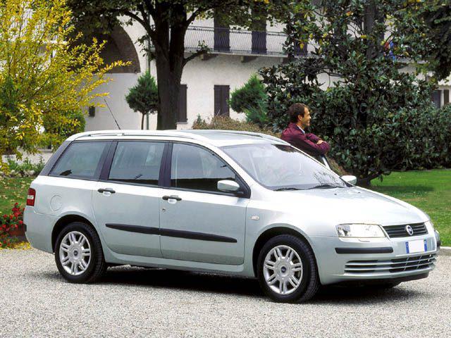Fiat Stilo 1.9 MJT 120 CV Multi Wagon Active