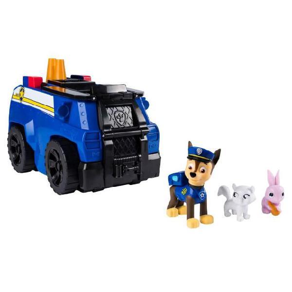 Paw patrol automobile giocattolo chase ride n rescue