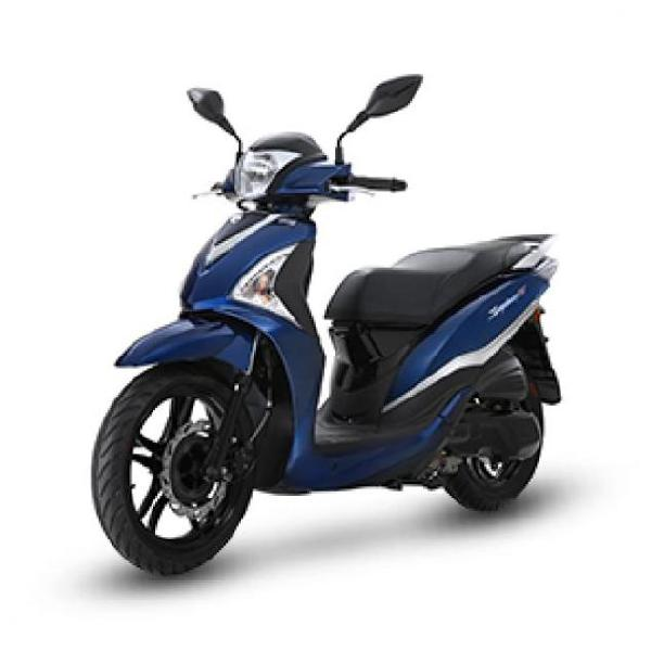 SYM Symphony 200 ST ABS CON BAULETTO IN TINTA rif. 12792417