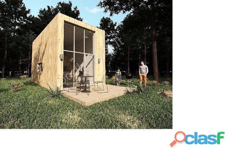 Casa modulare Tiny house