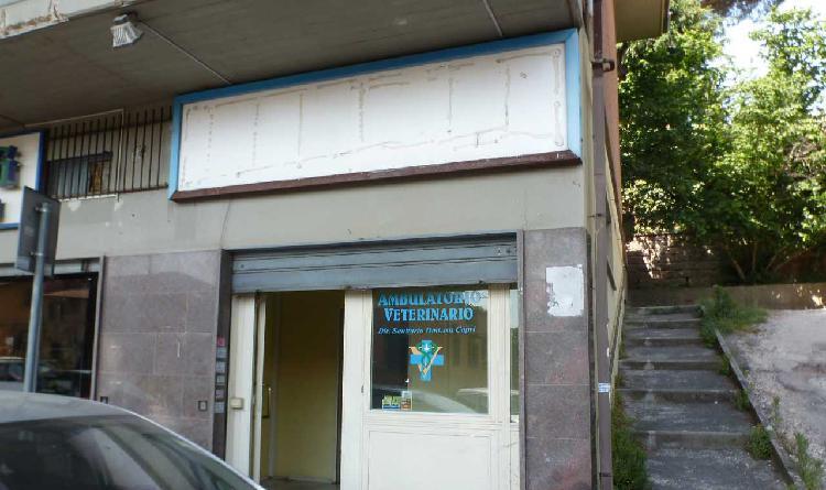 Locale commerciale - 1 Vetrina a Grottaferrata