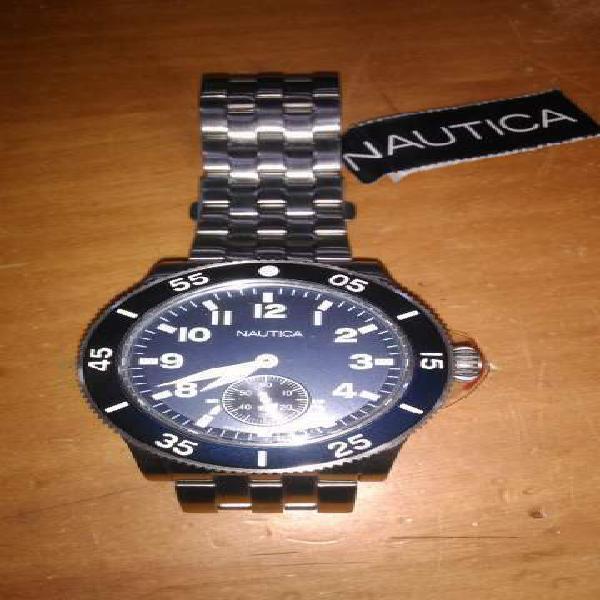 Vendo orologio uomo nautica nuovo con cartellino
