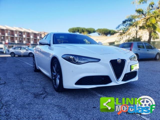 Alfa romeo giulia diesel in vendita a guidonia montecelio (roma)