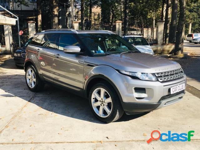 LAND ROVER Range Rover Evoque diesel in vendita a Morano Calabro (Cosenza)