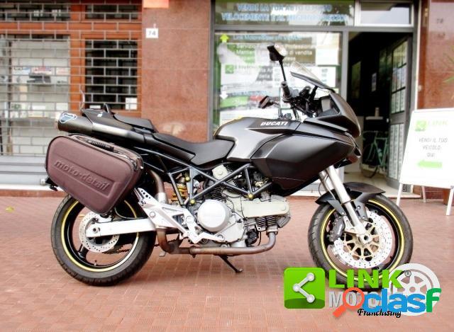 Ducati multistrada 620 benzina in vendita a palermo (palermo)