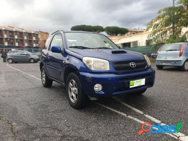 Toyota rav4 diesel in vendita a guidonia montecelio (roma)