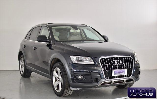 Audi Q5 3.0 TDI 250 CV Qu. S tr. Bu. XENON-PELLE-TETTO-ACC