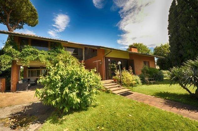 Villa singola in vendita a san rossore - pisa 414 mq rif:
