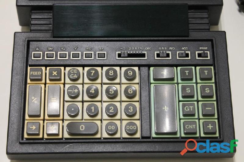 Calcolatore Olivetti Logos 262 PD Silent Dry 1