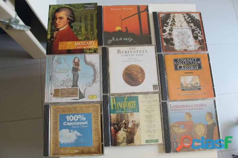 Musica classica cd originali