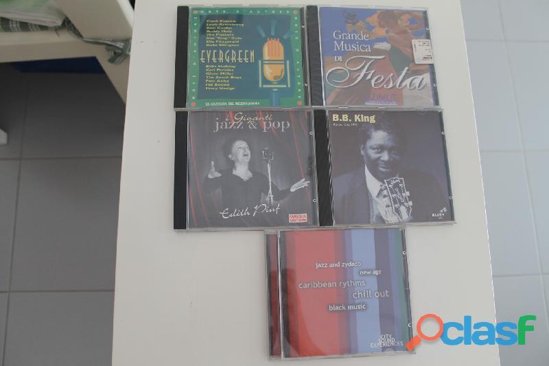 Musica jazz cd originali