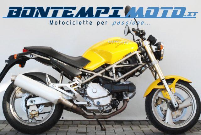 Ducati monster 600 1994 fmi registro storico
