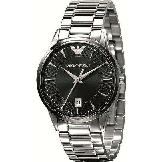 Emporio armani orologio uomo classic luxury