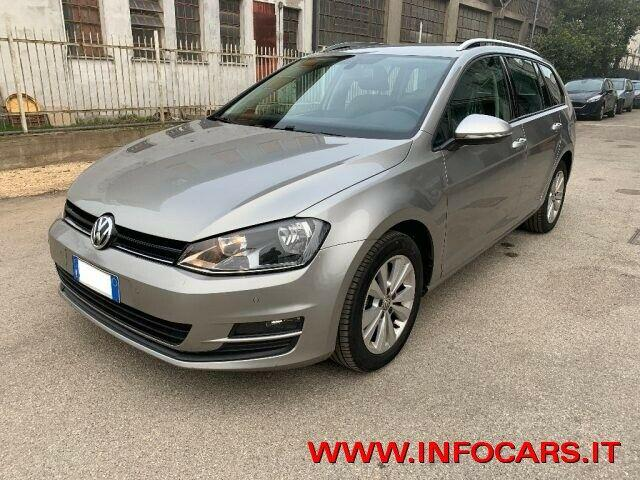 Volkswagen golf variant 1.6 tdi 110 cv business bluemotion
