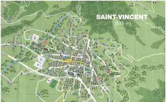 Condominio saint vincent zona di pregio via iv novembre 111