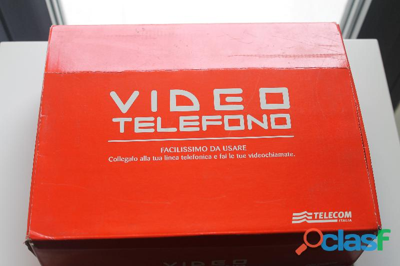 Videotelefono Telecom vintage per amatori telefonia 3