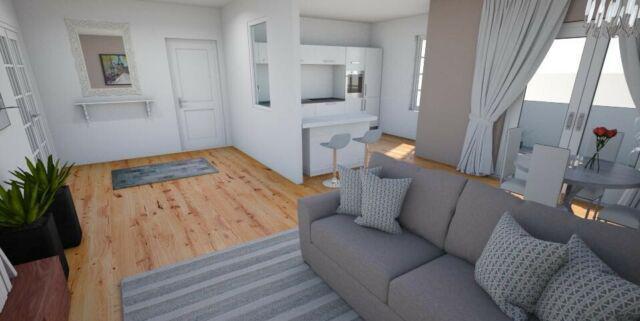 Appartamento di 4 vani e di 115 mq (prato