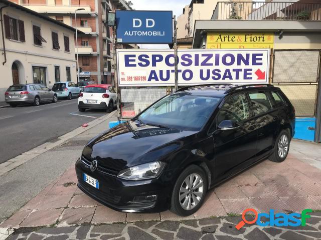 Volkswagen golf variant diesel in vendita a firenze (firenze)