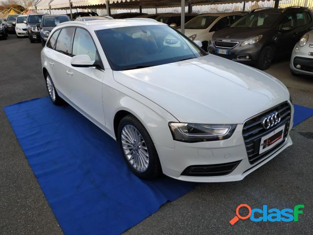 Audi a4 avant diesel in vendita a giugliano in campania (napoli)