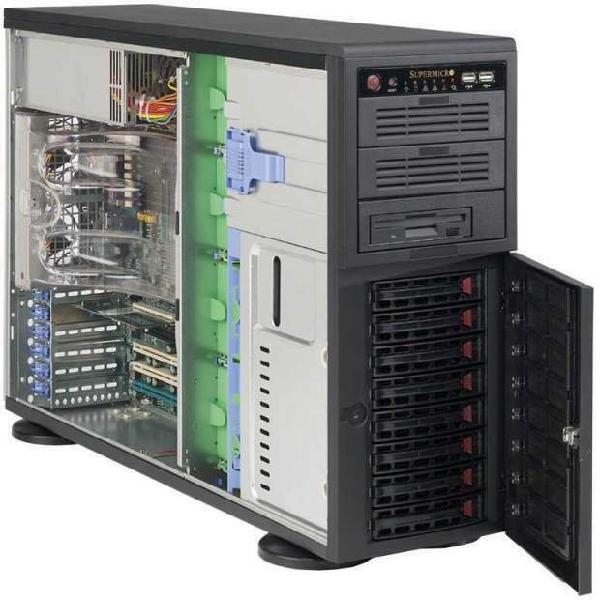 Computer workstation professionale supermicro