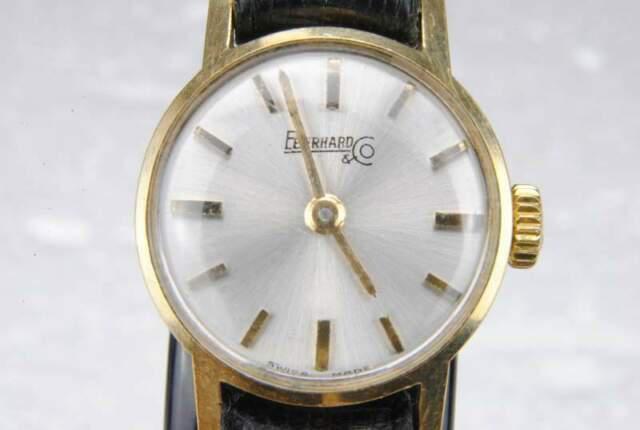Eberhard oro 18kt-750 anni50 swiss made