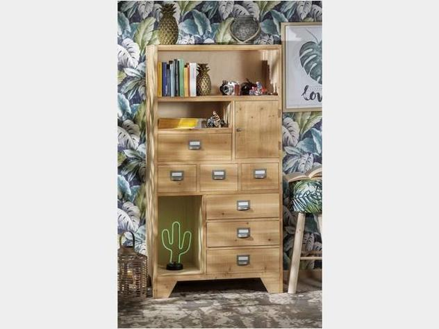 Mobile in legno cassettiera nuova art.53247