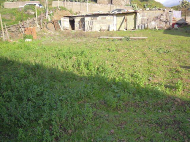 Terreno agricolo 450 mq recintato con cancello a s. m.