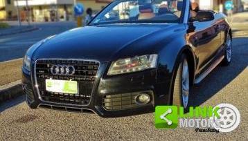 Audi a5 cabrio 3.0 v6…