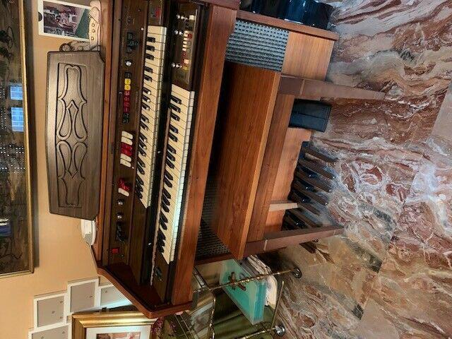 Organo due tastiere farfisa 415 partner