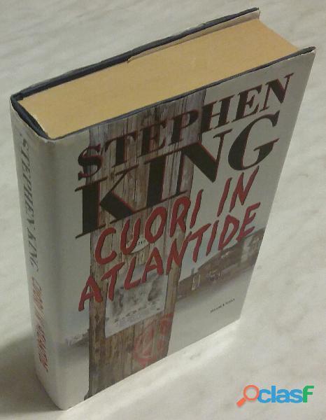 Cuori in atlantide di stephen king; editore: sperling & kupfer, 2000 nuovo