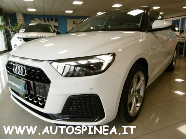 Audi a1 spb 25 tfsi admired advanced #4annigaranzia rif.