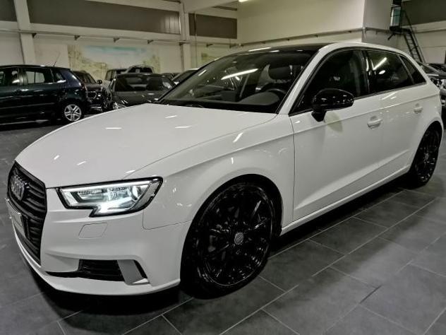Audi a3 2.0 tdi 184cv quattro s tronic sport -