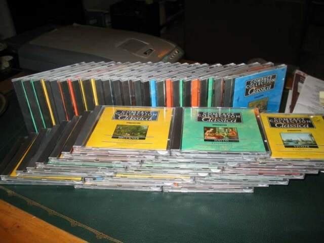Collezione 43 cd musica classica