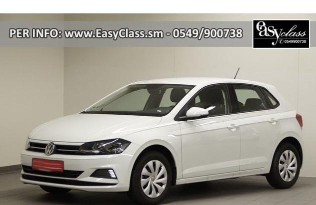 Volkswagen polo 1.0 tsi 80 cv 5p. clima pdc front assist