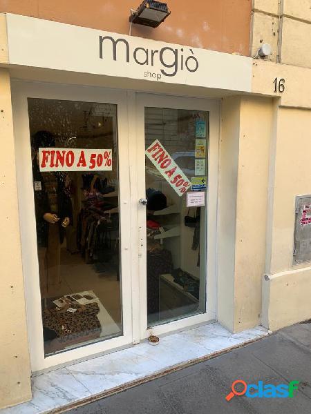 Negozio in affitto zona piazza bologna