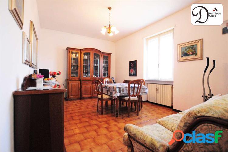 Appartamento trilocale con box be-2925