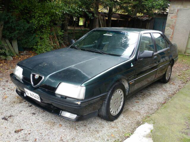 Alfa Romeo 164 V6 Turbo