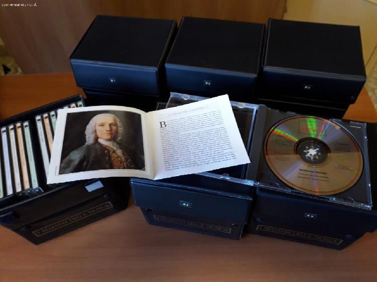 Collezione cd i maestri della musica