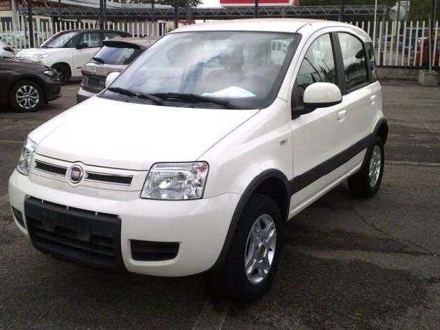 Fiat panda 4x4 climbing - affare - pagala come vuoi