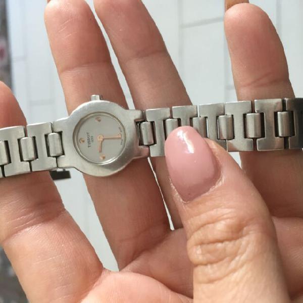 Orologio da donna tissot e bracciale guess