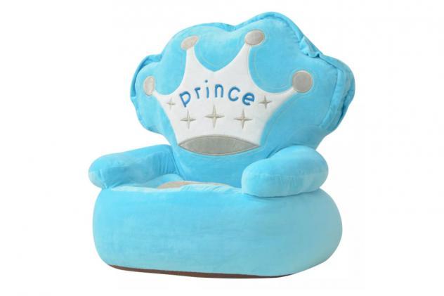 Poltroncina celeste prince