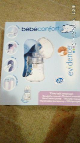 Tiralatte manuale bébé confort evidence