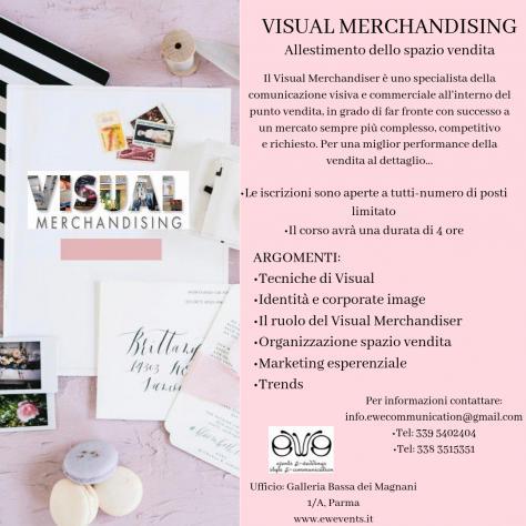 Visual merchandising... allestimento dello spazio vendita