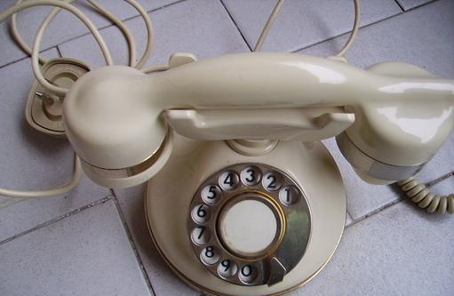 Vintage telefono fisso montesilvano