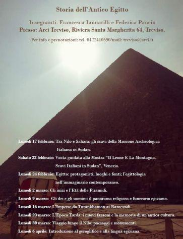 Corso storia dell'antico egitto