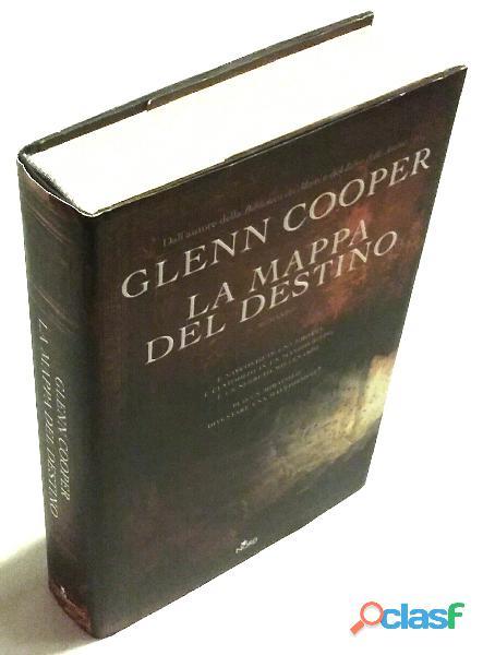 La mappa del destino di glenn cooper; editore: nord, 2011 nuovo