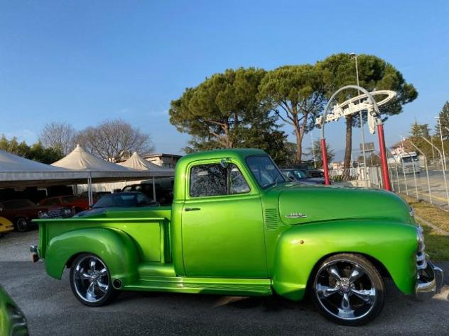 CHEVROLET 2500 PICK-UP 3100 ANNO 1953 TARGATO by Gandin