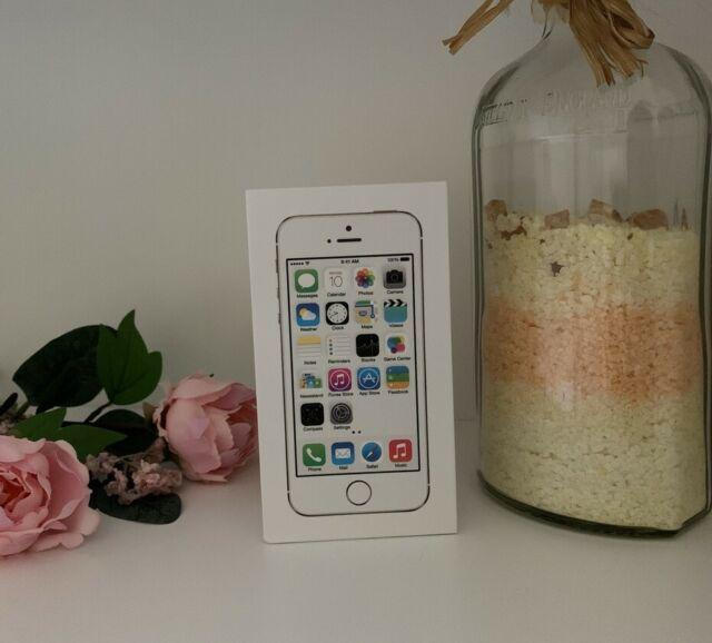 Iphone 5s (gold) 16gb, nuovo con accessorio